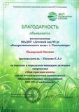 Подорова П. ДОО № 51-001